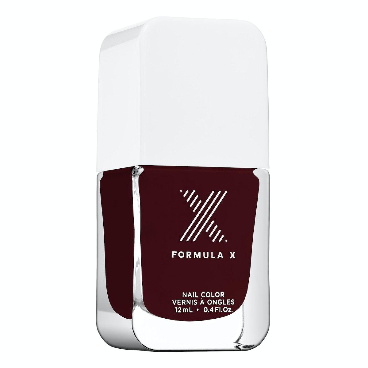 Formula X nail polish in Ignite