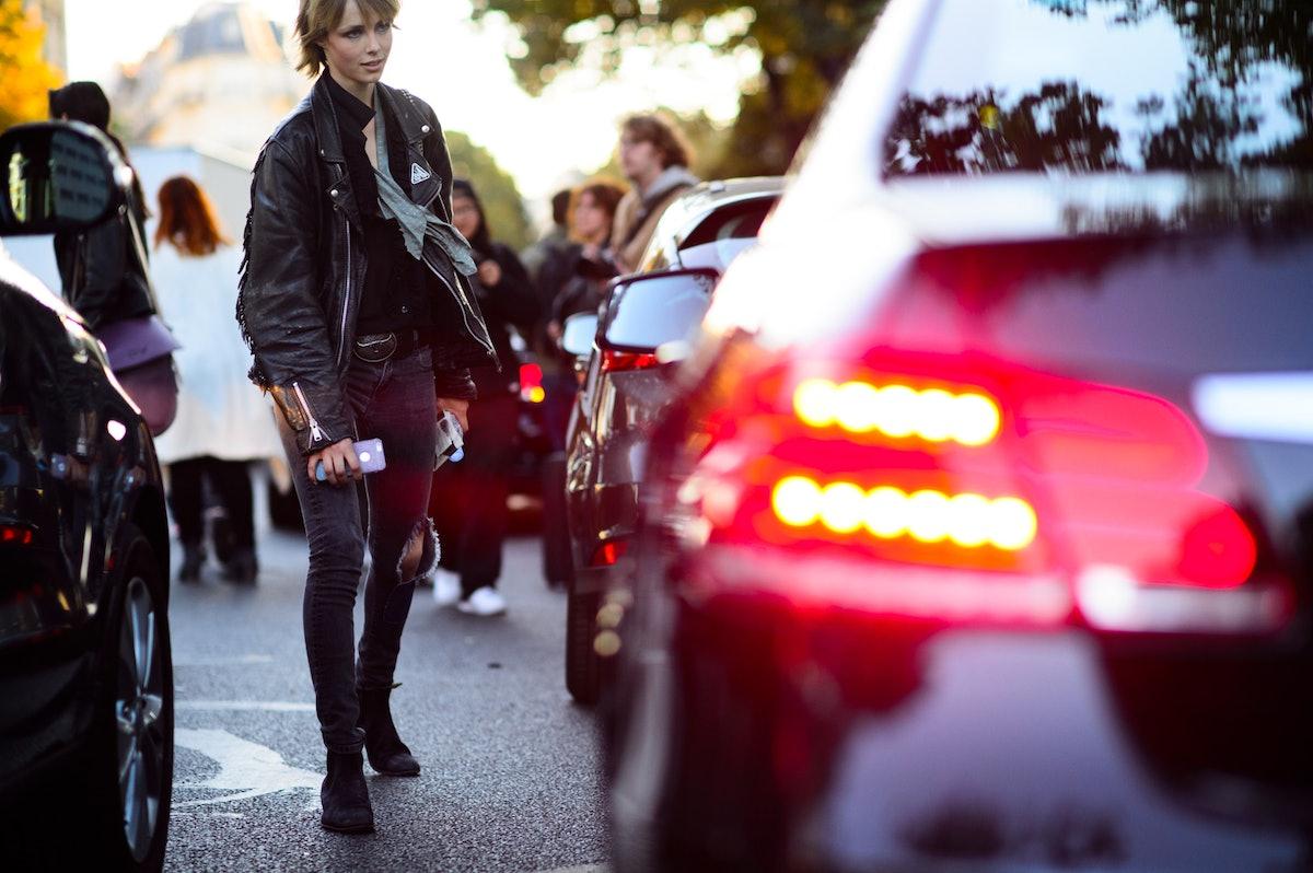 Paris Fashion Week Spring 2016, Day 1