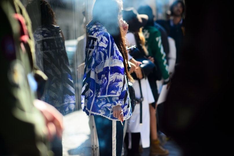 Paris Fashion Week Spring 2016, Day 2