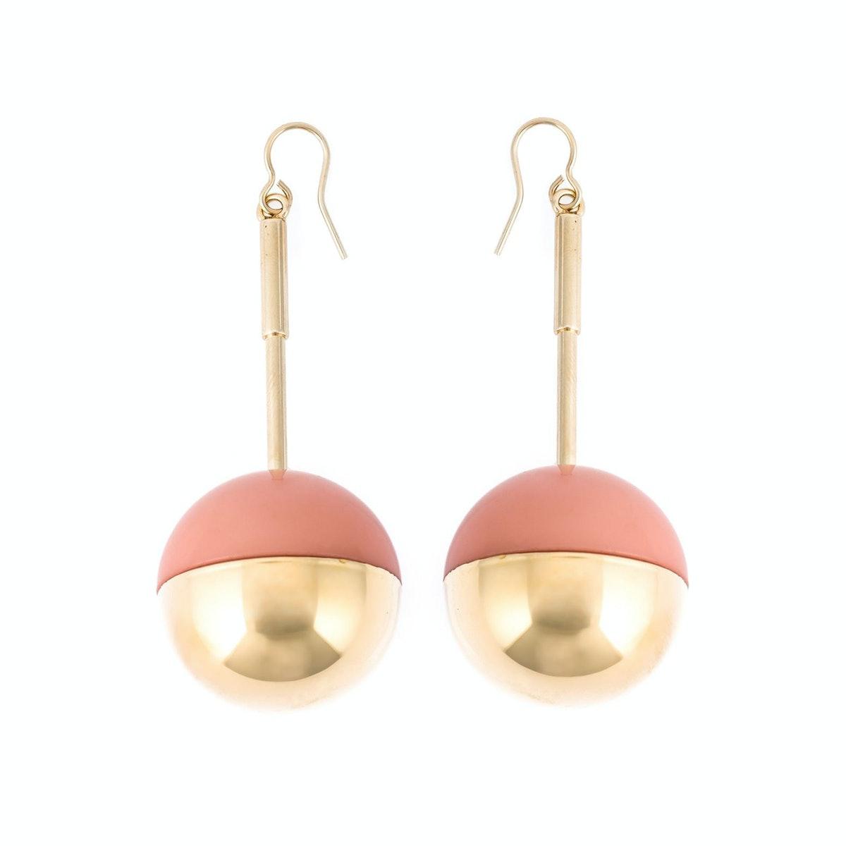 Marni pendant earrings