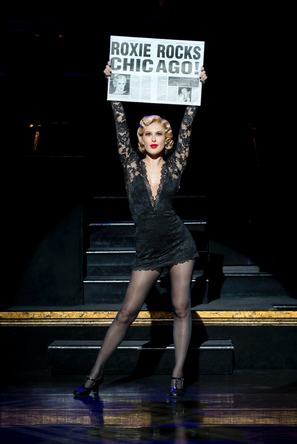 Chicago The Musical - Rumer Willis as Roxie Hart