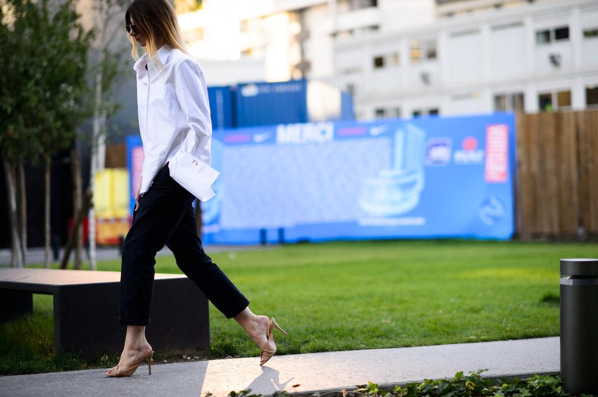 Paris Fashion Week Spring 2016 Street Style