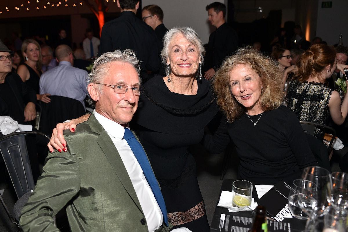 Ed Ruscha, Susan Bay Nimoy and Danna Ruscha