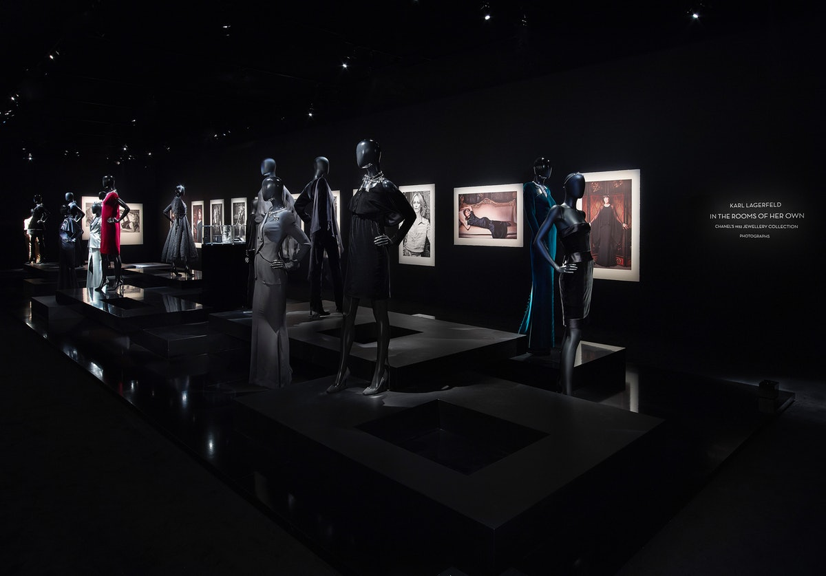 The Mademoiselle Privé Exhibition at Saatchi Gallery London