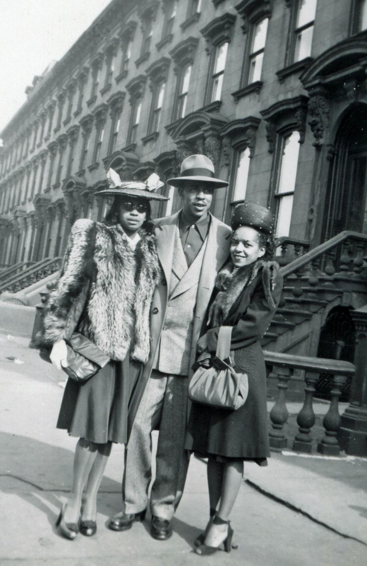 Fashion Timeline Photographs