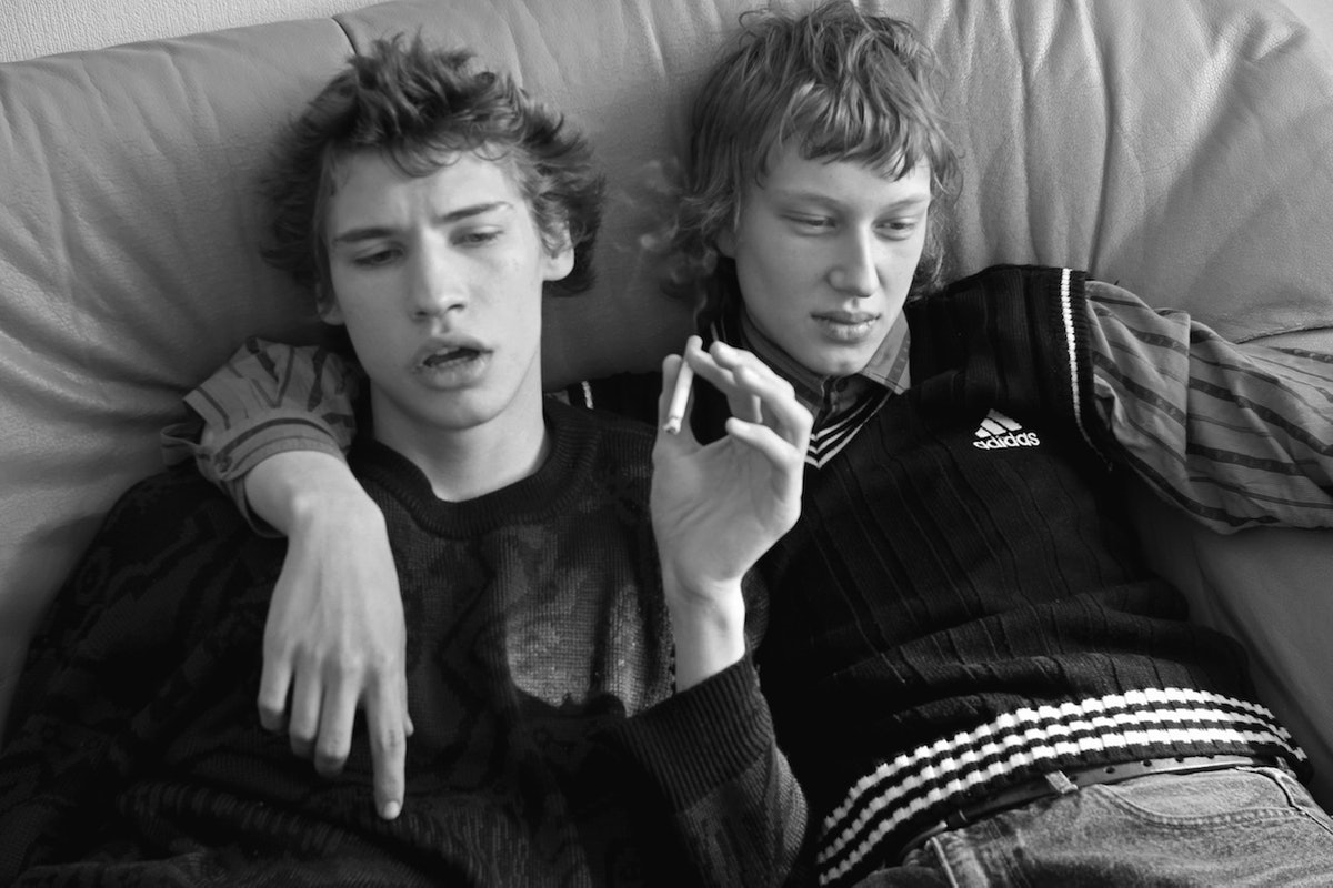 Gosha Rubchinskiy 'Youth Hotel'. Courtesy of IDEA Books (23)