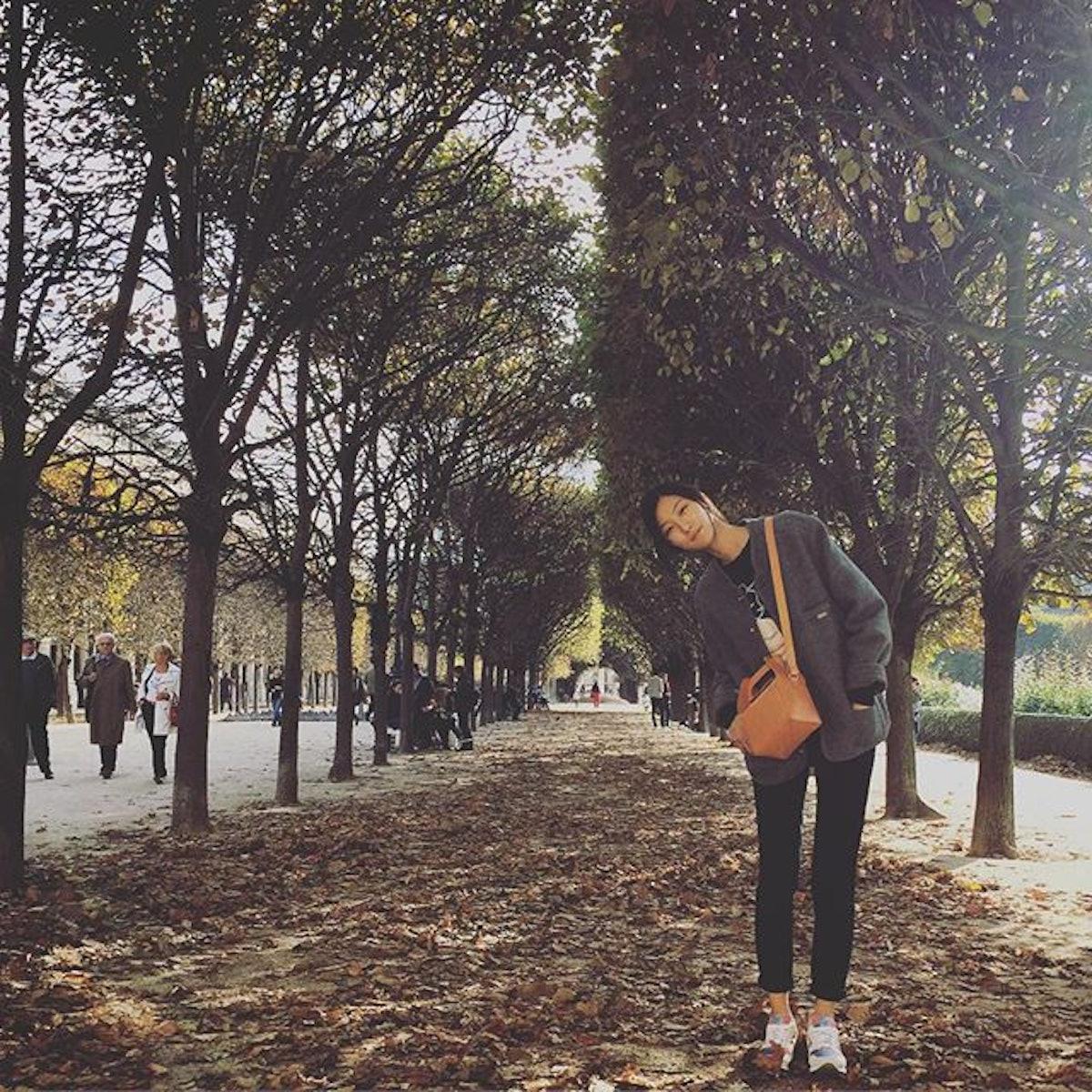 Fall Instagram