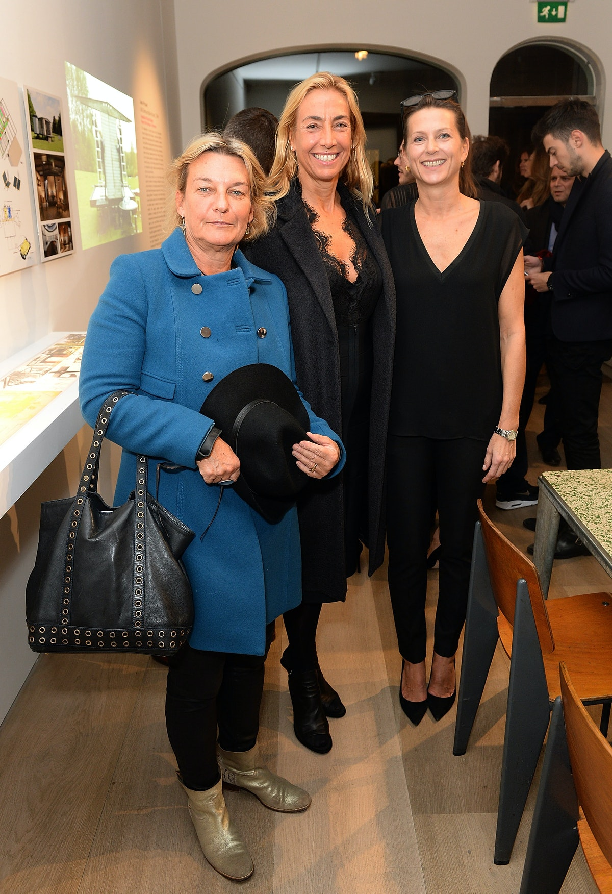 Patrick Seguin Host An Intimate Dinner In Celebration Of The Opening Of Their London Gallery