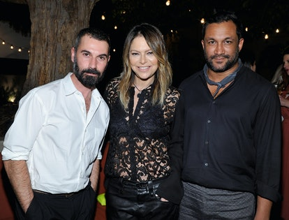 Ramon Martin, Elyse Walker, and Ryan Lobo