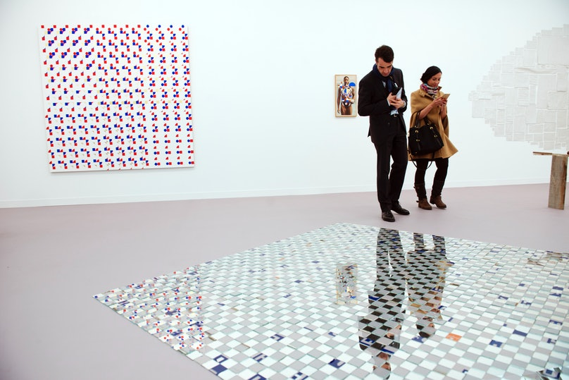 Kurimanzutto at Frieze