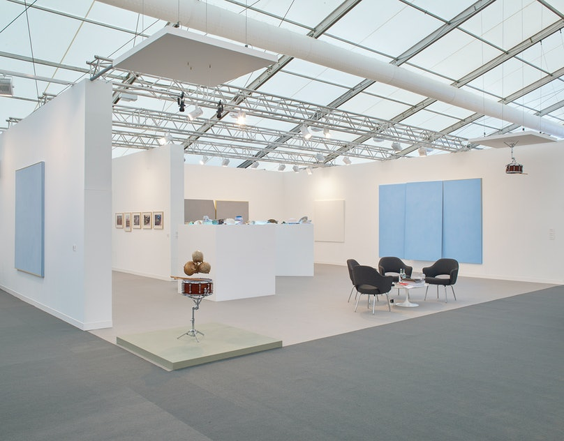 Marian Goodman at Frieze