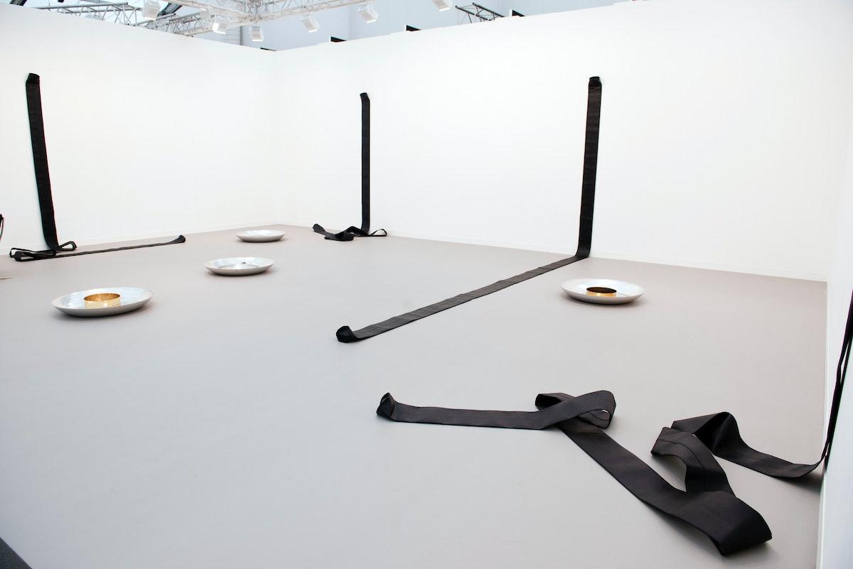 Valerie Snobeck at Simon Lee Gallery