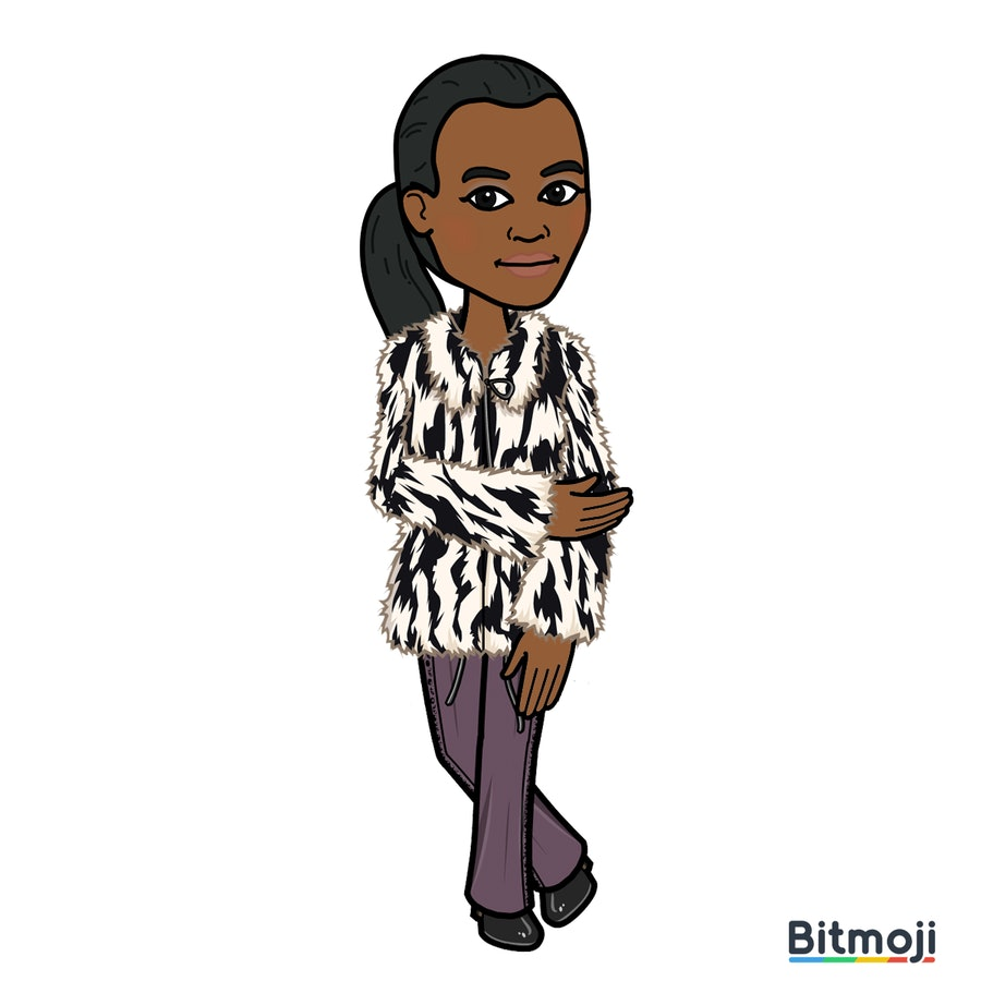 Bitmoji Marc Jacobs