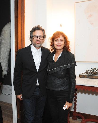Mark Ruffalo and Susan Sarandon