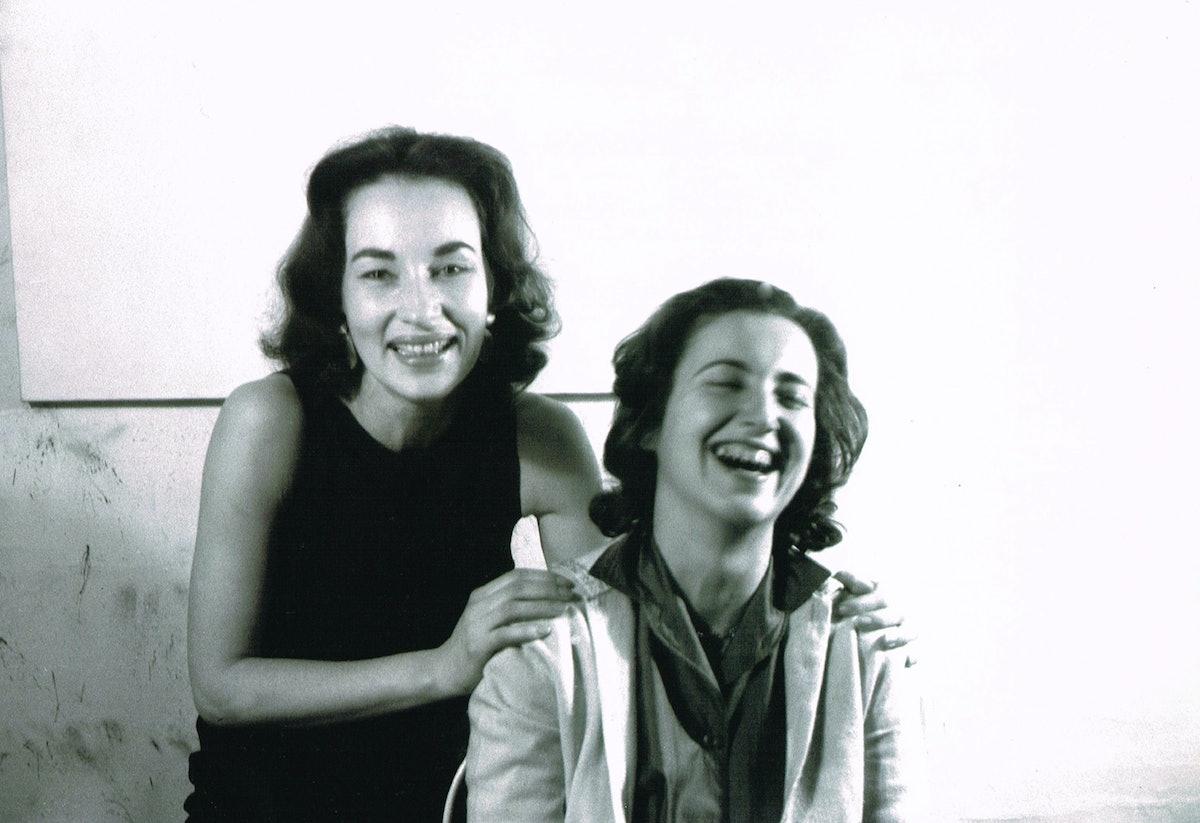 Jane Freilicher and Jane Wilson