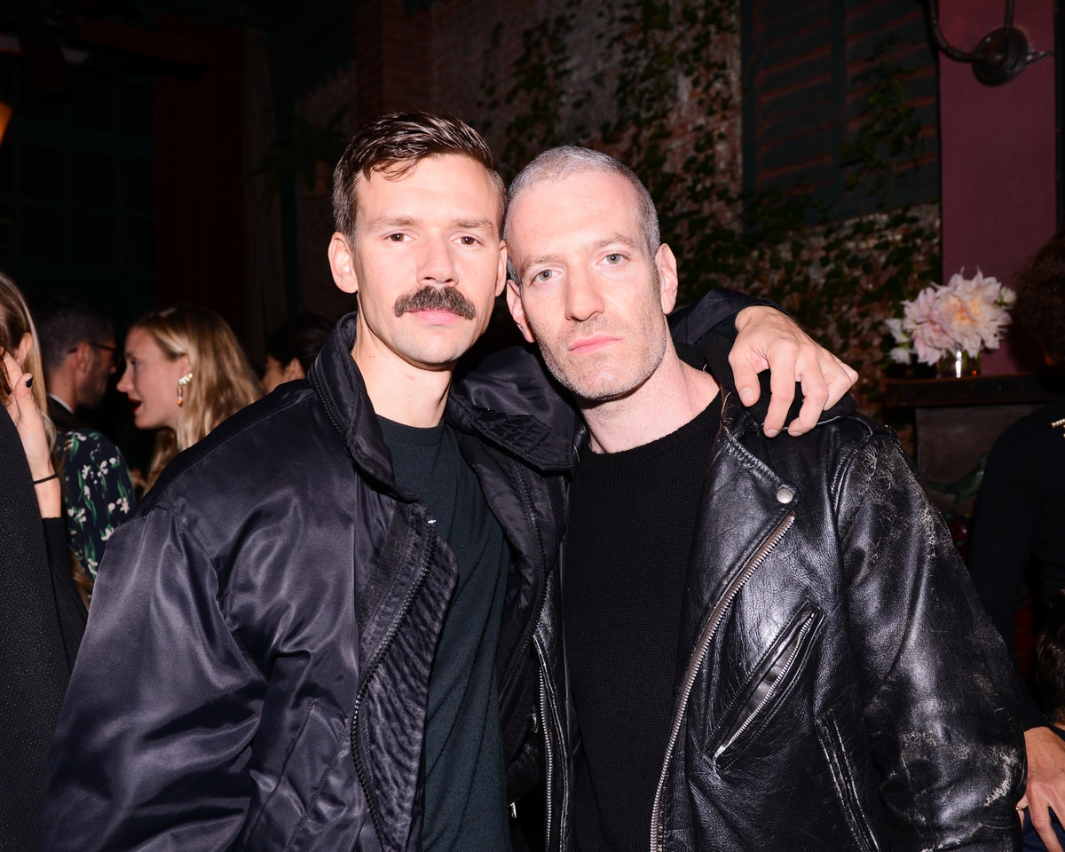 Adam Selman and Mel Ottenberg