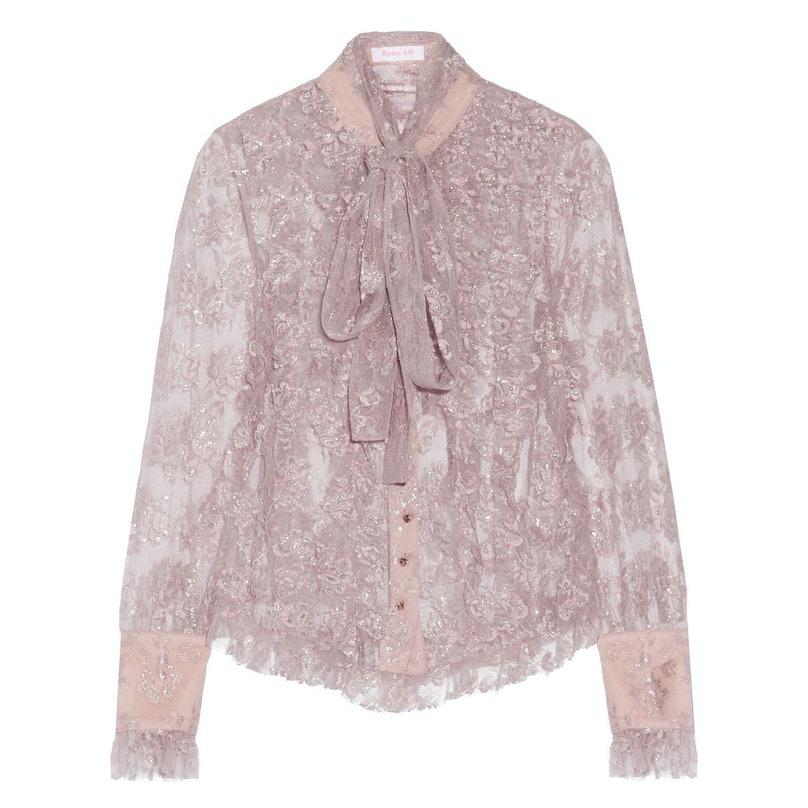 Ryan Lo blouse