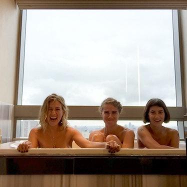 Ashley, Kristie, and Jenn Streicher