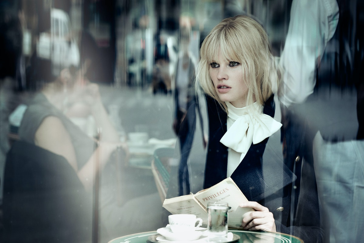 Lara Stone, Freja Beha Erichsen,