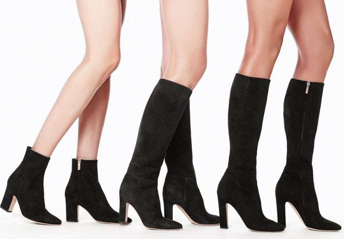 Tamara Mellon Fall Boot Capsule collection