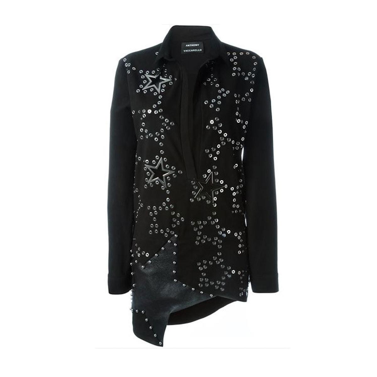 Anthony Vaccarello dress