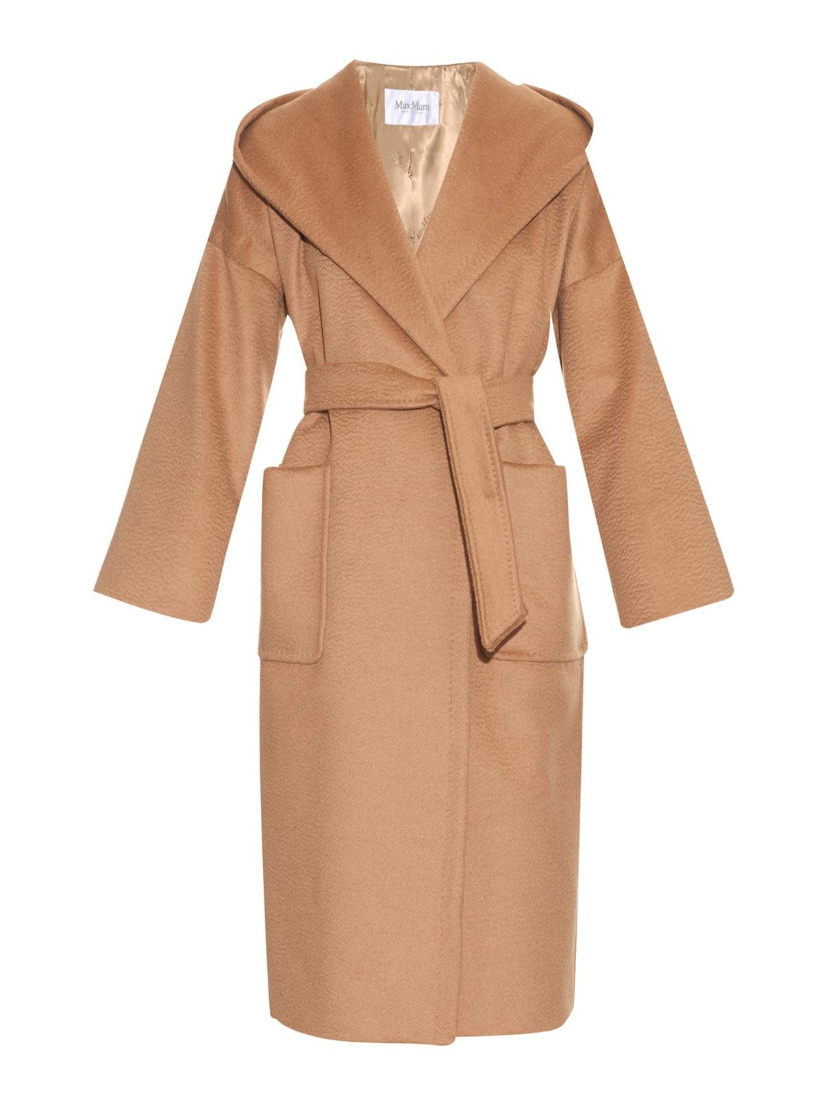 Max Mara coat,