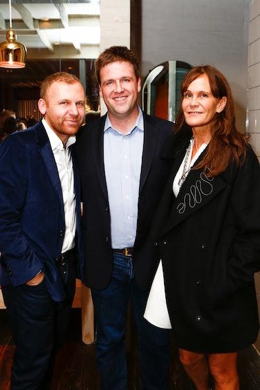 Julie Gilhart, Jason Kibby, and Burak Cakmak