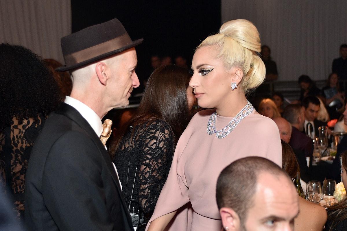 Denis O'Hare and Lady Gaga