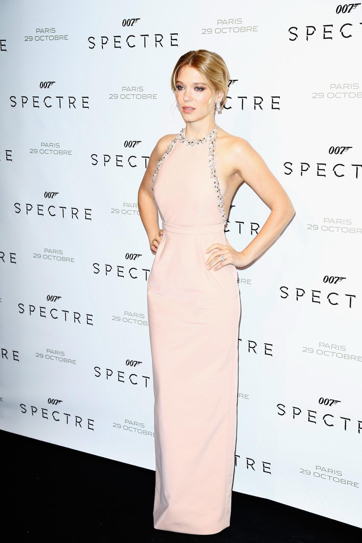 """""""007 Spectre"""" Paris Premiere At Le Grand Rex"""