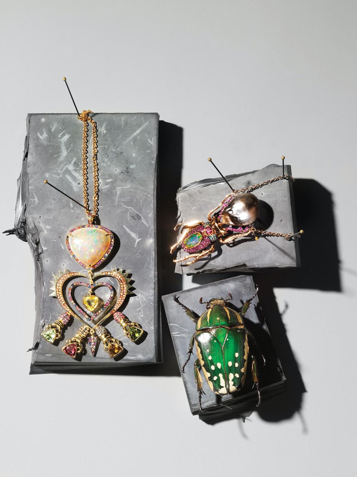 Natural Jewelry