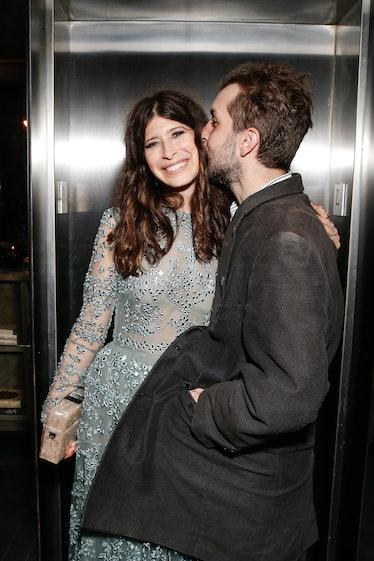 Pamela Love and Matthew Nelson