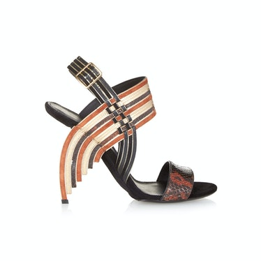 Salvatore Ferragamo sandal