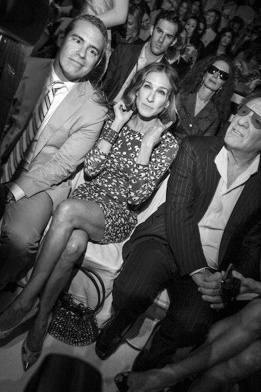 Andy Cohen, Sarah Jessica Parker,
