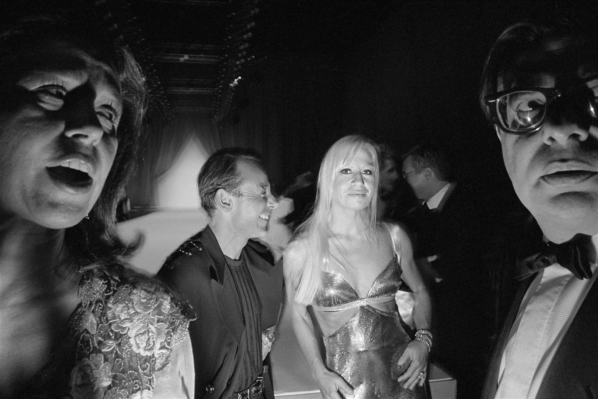 Donatella Versace, 1994