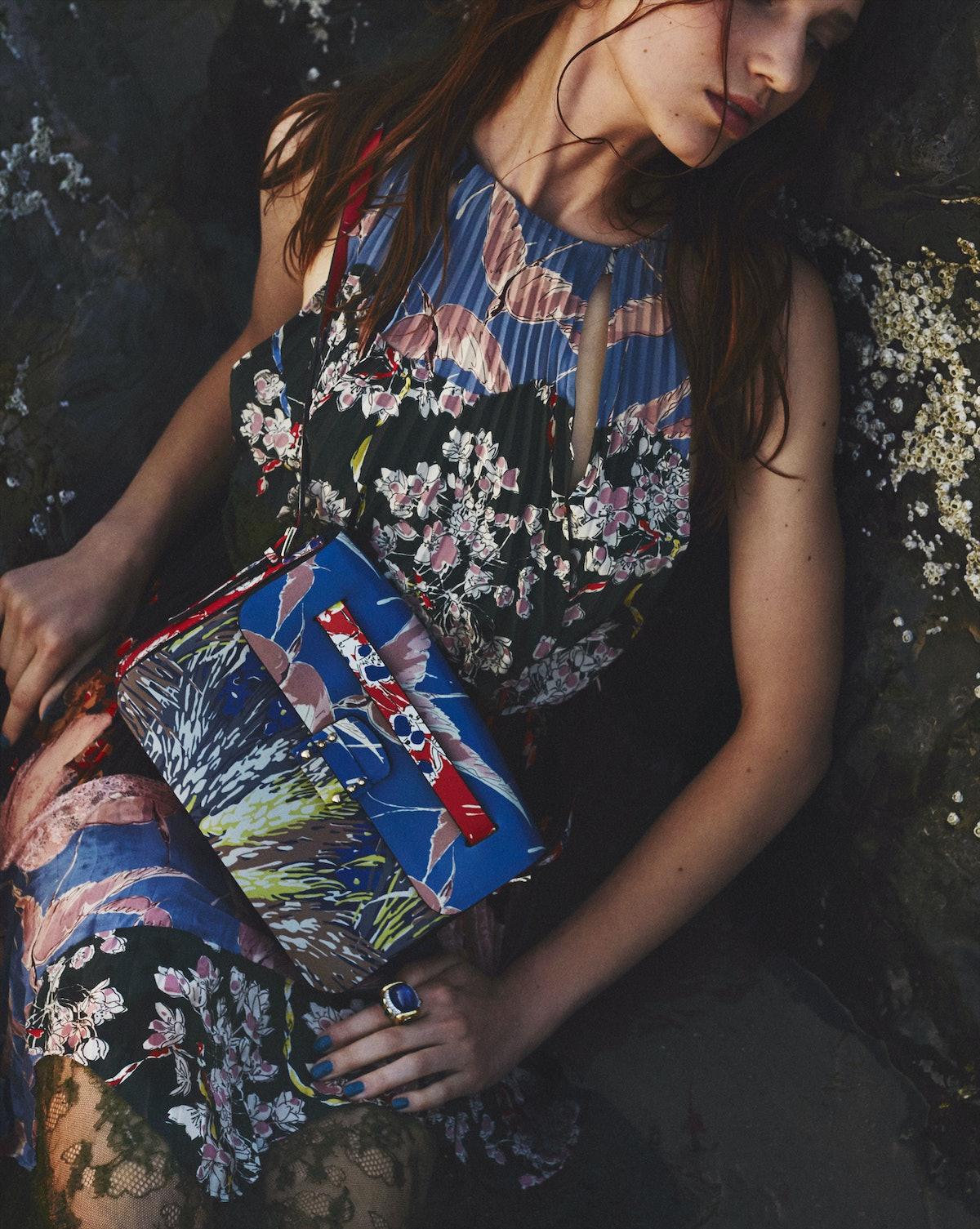 Fall's Best Floral Handbags