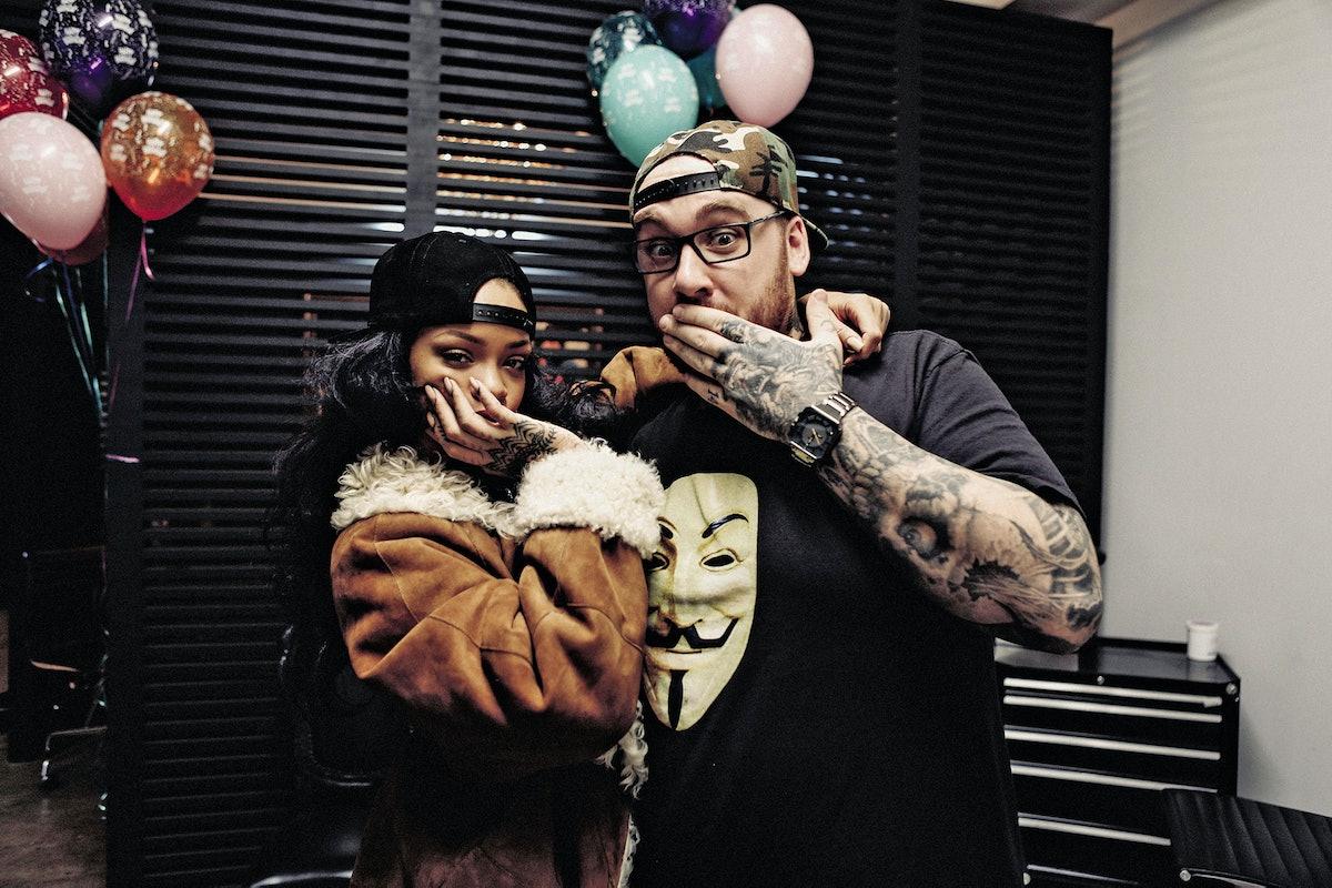 Rihanna and Bang Bang