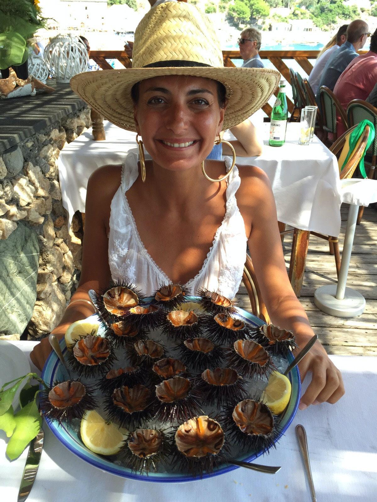 Giovanna Battaglia Italy
