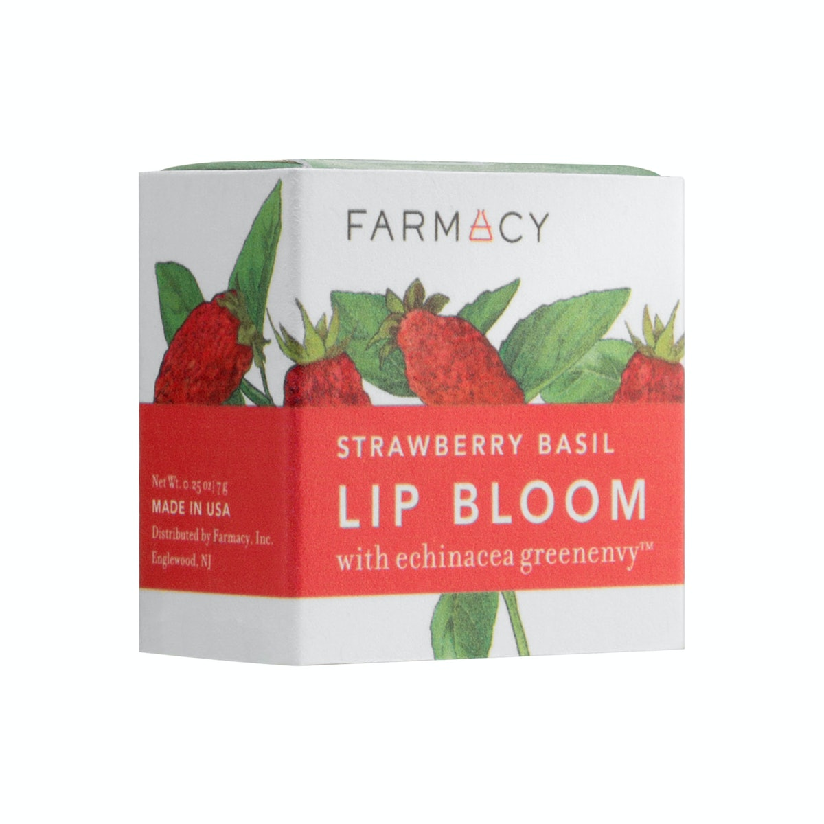 Farmacy Strawberry Basil Lip Balm
