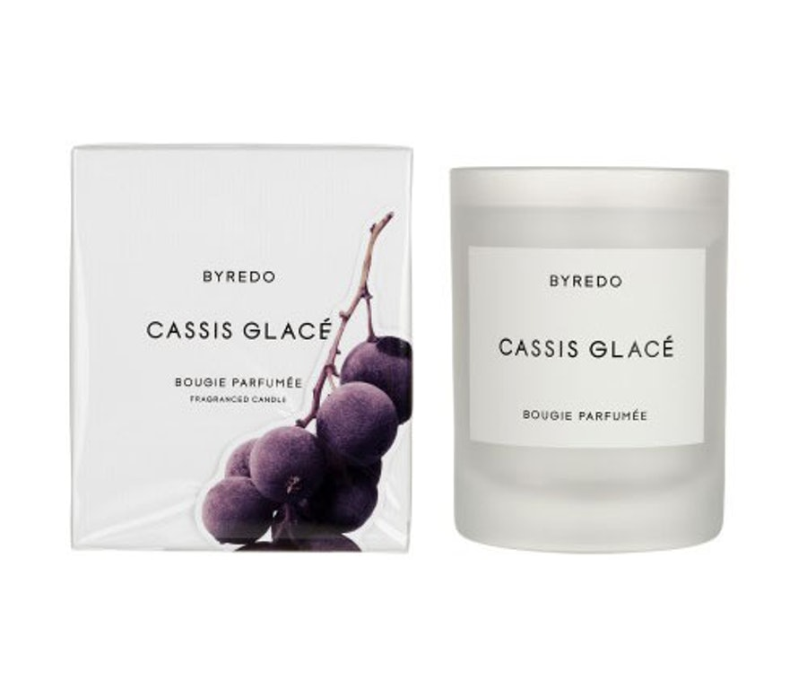 Byredo Cassis Glacé scented candle