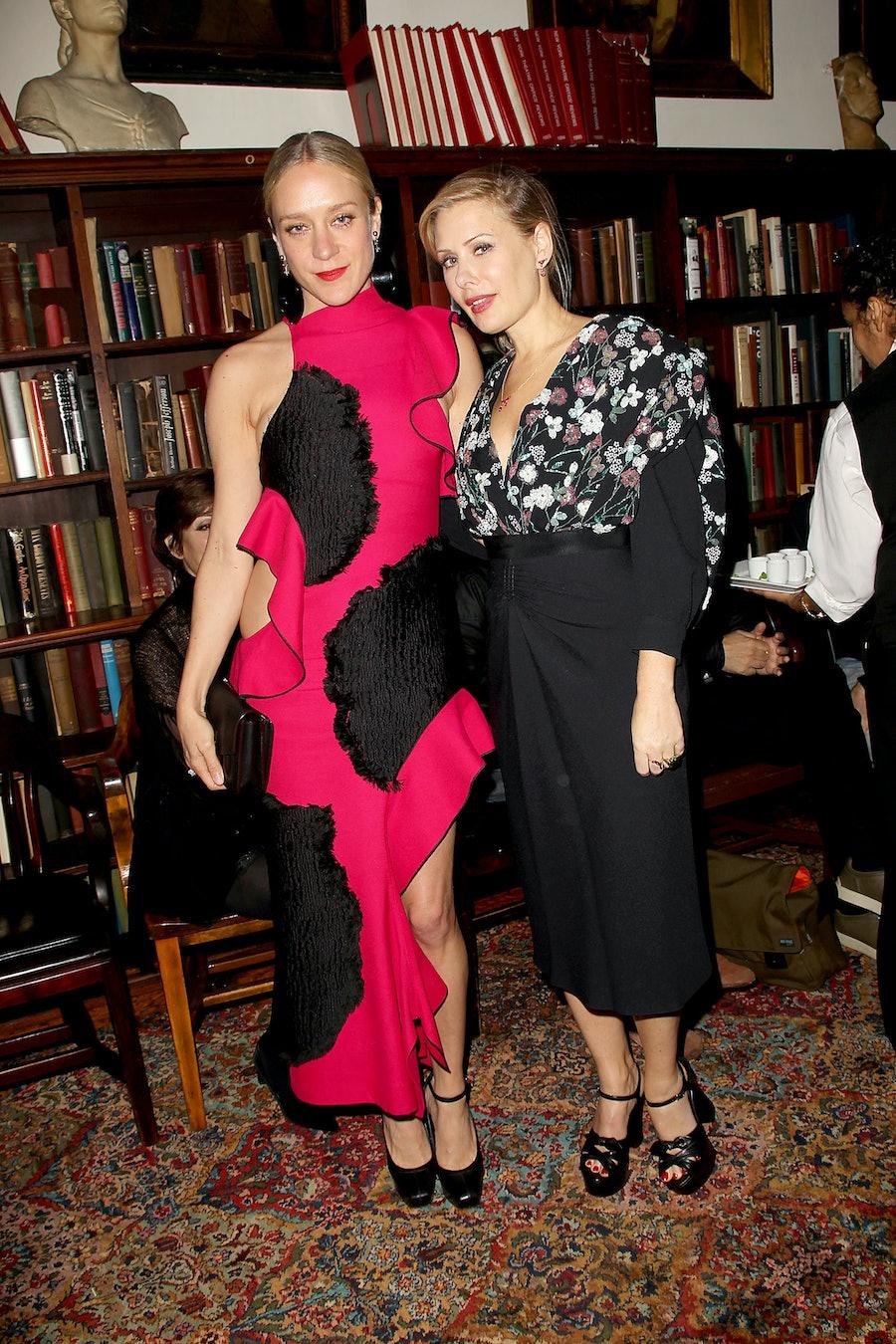 Chloe Sevigny and Tara Subkoff