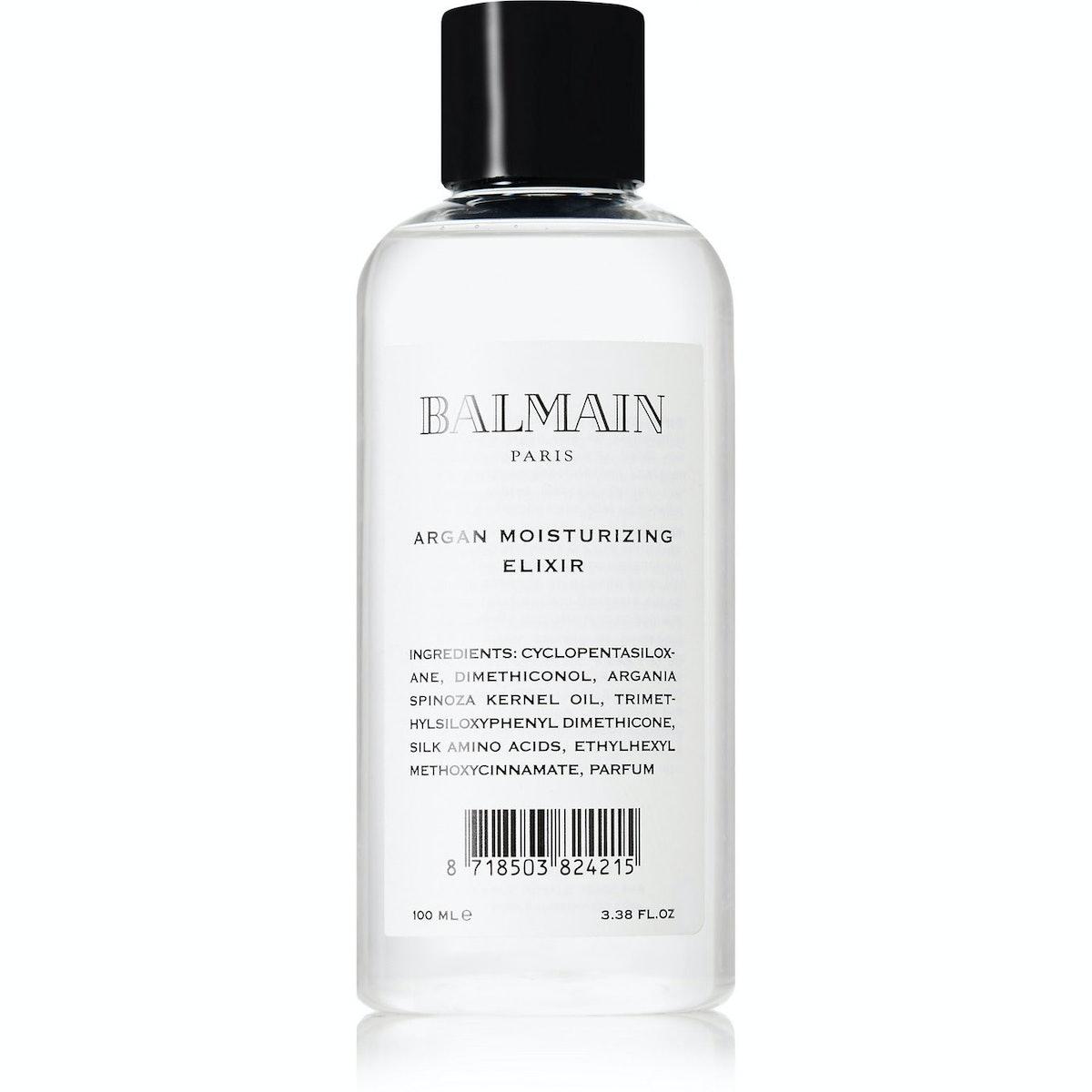 Balmain Paris Hair Couture Argan Moisturizing Elixir