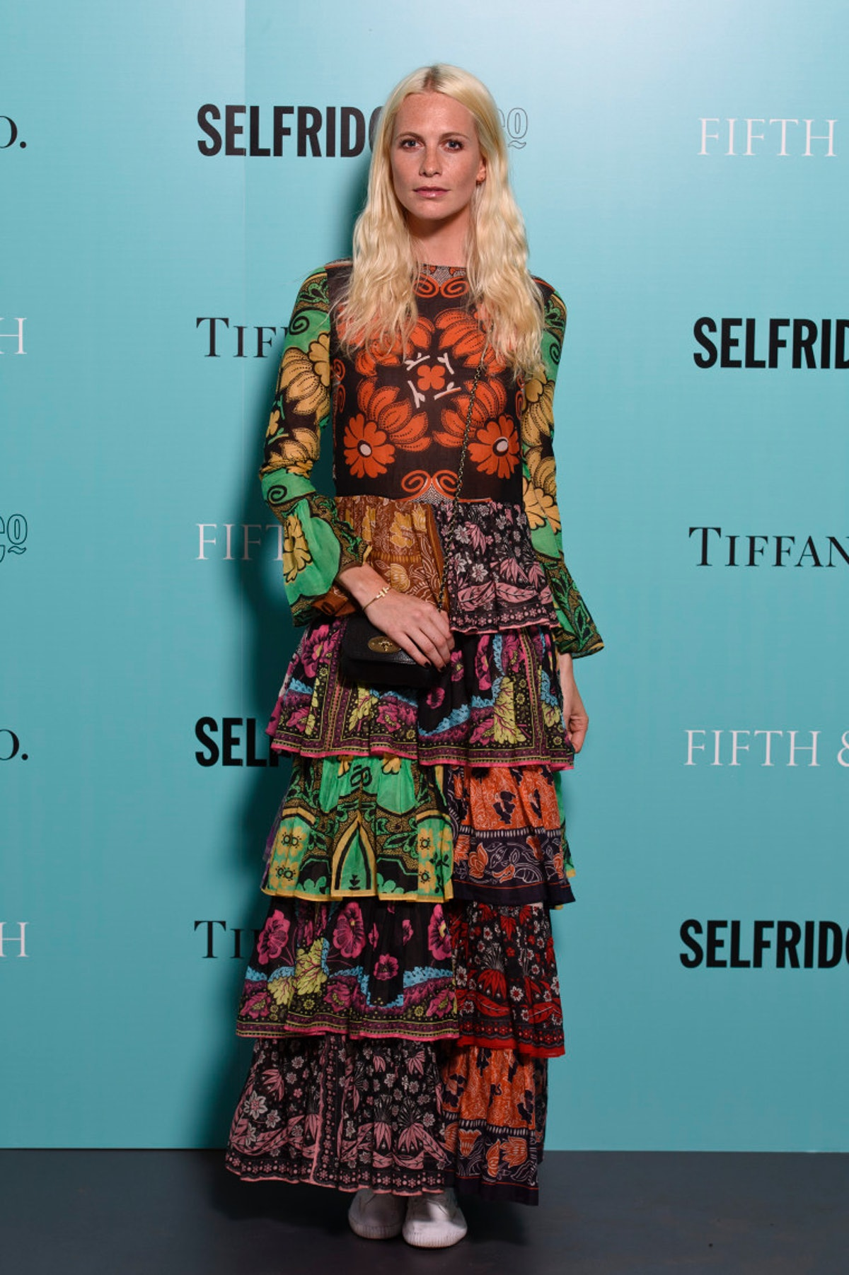 Tiffany & Co. Exhibition 'Fifth And 57th' Opening Night - Arrivals