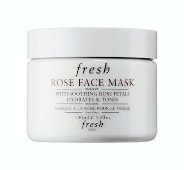 Fresh Rose Face Mask,