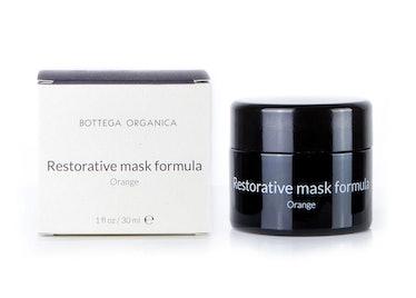 Bottega Organica Restorative Mask Formula Orange