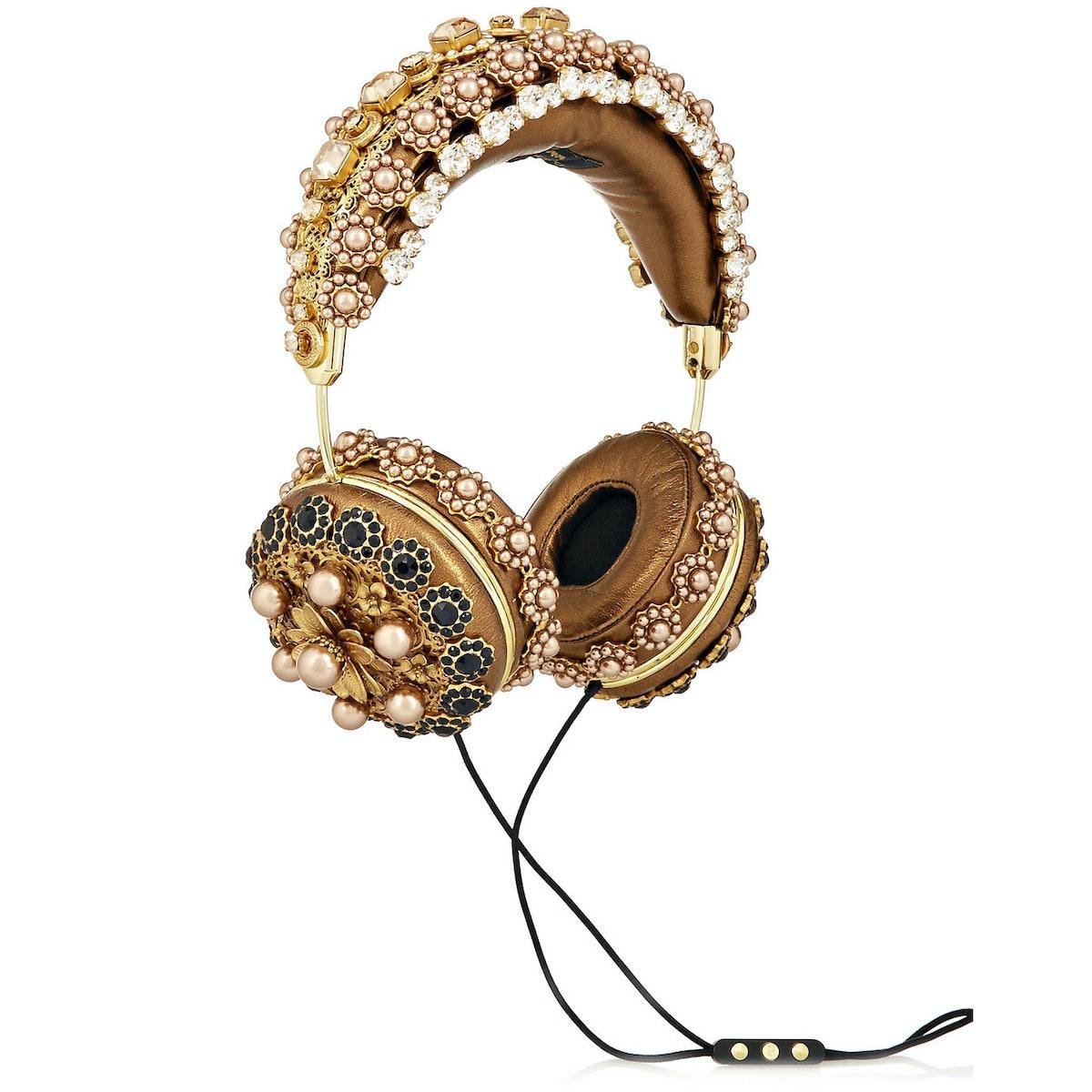 Dolce & Gabbana x Friends Headphones