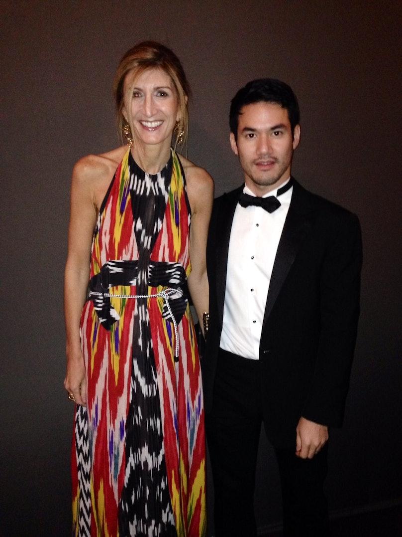 Best combo 'designer and his creation' I Joseph Altuzarra and Sarah Rutson