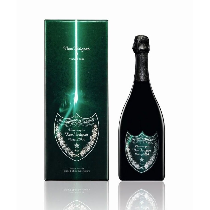Dom Pérignon Limited Edition by Bjork and Chris Cunningham