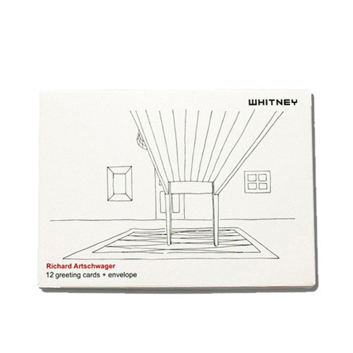 Richard Artschwager Greeting Cards