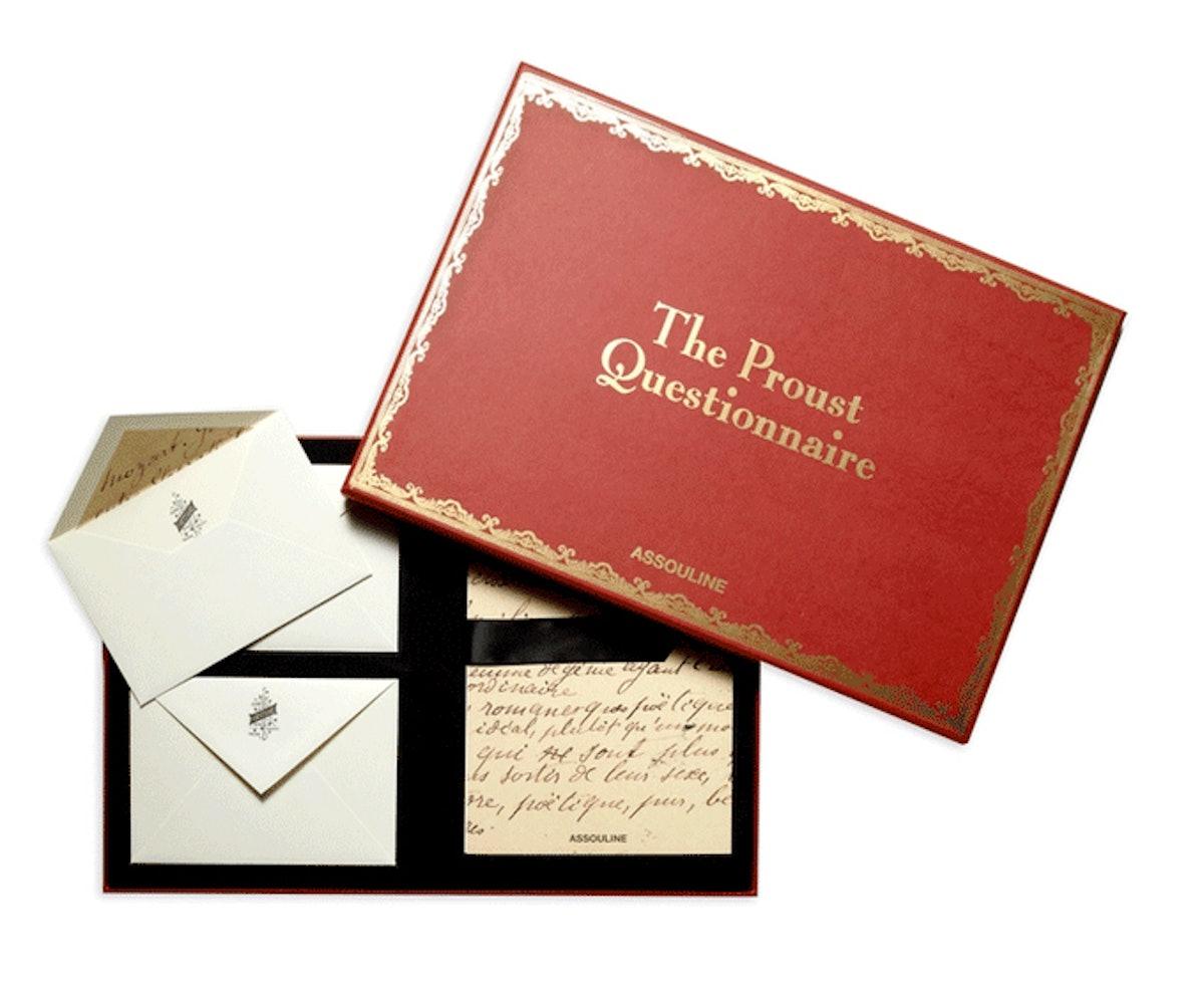 Proust Stationery Set