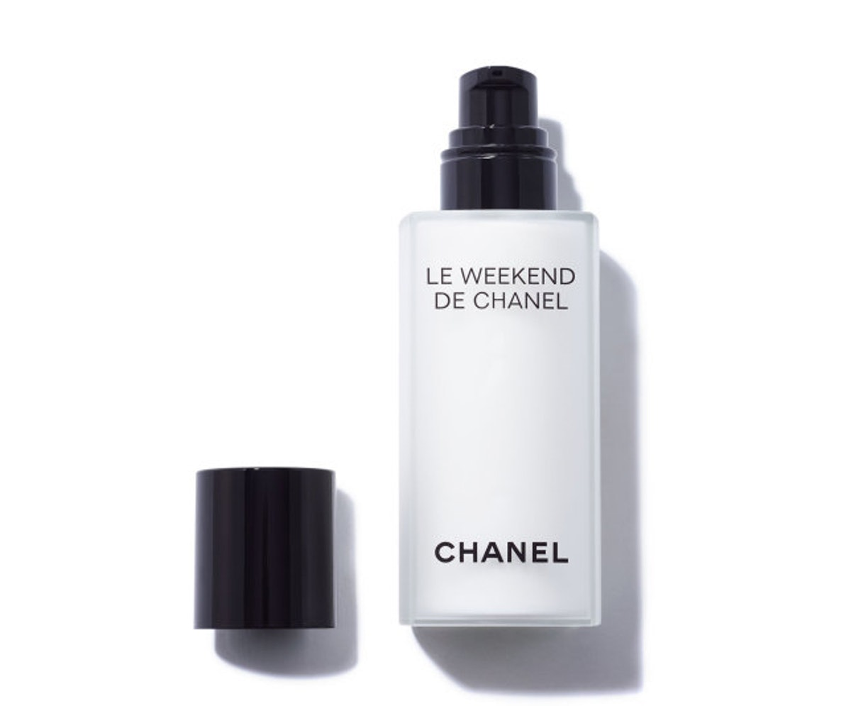 Chanel Le Weekend de Weekly Renewing Face Care